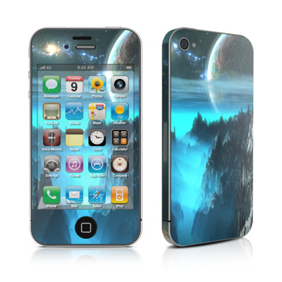 iPhone 4 Skin - Path To The Stars