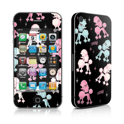 iPhone 4 Skin - Poodlerama