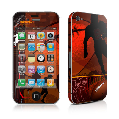 iPhone 4 Skin - Pigskin