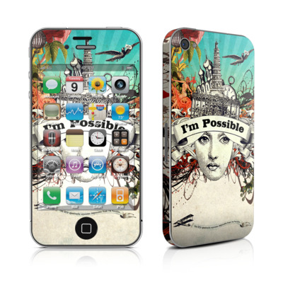 iPhone 4 Skin - Possible