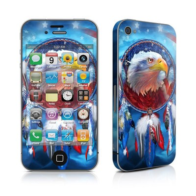iPhone 4 Skin - Pride