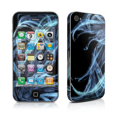 iPhone 4 Skin - Pure Energy