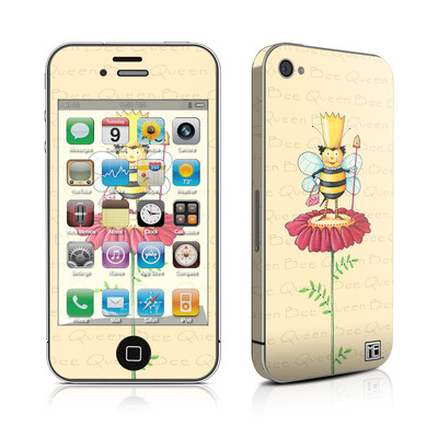 iPhone 4 Skin - Queen Bee