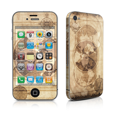 iPhone 4 Skin - Quest