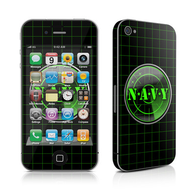 iPhone 4 Skin - Radar