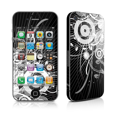 iPhone 4 Skin - Radiosity