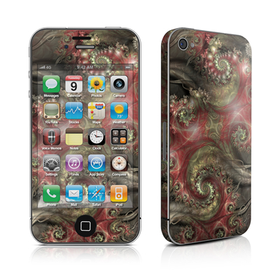 iPhone 4 Skin - Reaching Out
