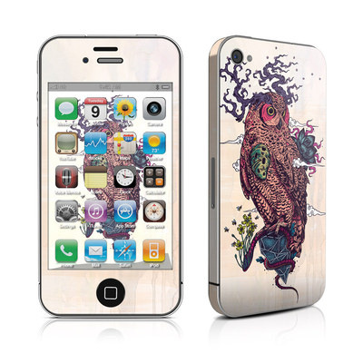 iPhone 4 Skin - Regrowth