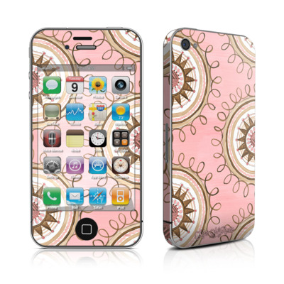 iPhone 4 Skin - Retro Glam