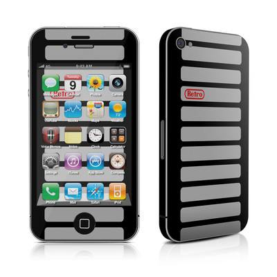 iPhone 4 Skin - Retro