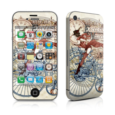 iPhone 4 Skin - Royal Excelsior