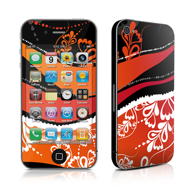 iPhone 4 Skin - Riptide