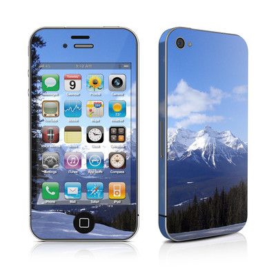 iPhone 4 Skin - Rockies