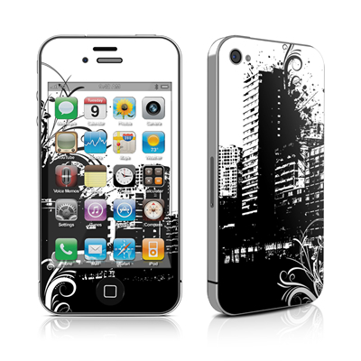 iPhone 4 Skin - Rock This Town