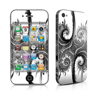 iPhone 4 Skin - Rorschach