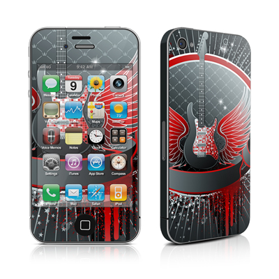 iPhone 4 Skin - Rock Out