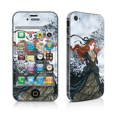 iPhone 4 Skin - Raven's Treasure