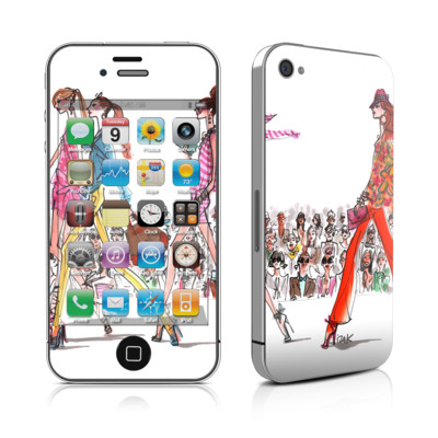 iPhone 4 Skin - Runway Runway