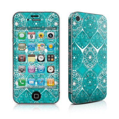 iPhone 4 Skin - Saffreya