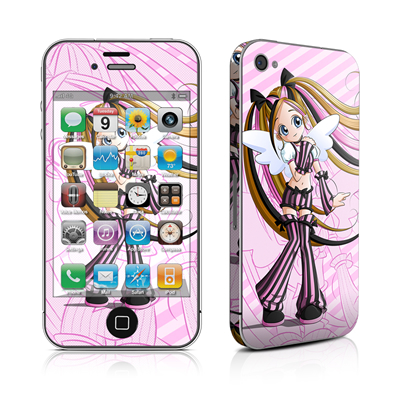 iPhone 4 Skin - Sweet Candy