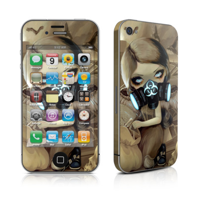 iPhone 4 Skin - Scavengers