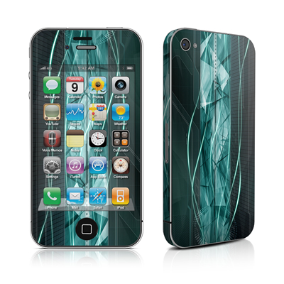 iPhone 4 Skin - Shattered