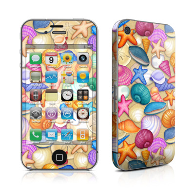 iPhone 4 Skin - Shells