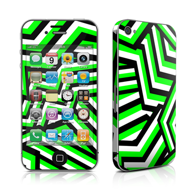 iPhone 4 Skin - Shocking