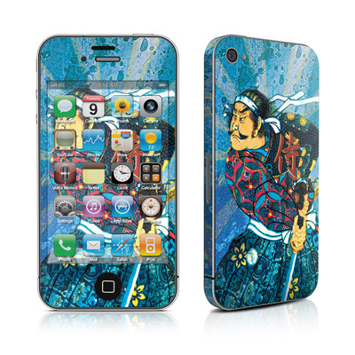 iPhone 4 Skin - Samurai Honor