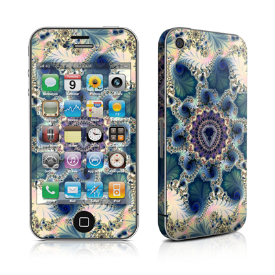 iPhone 4 Skin - Sea Horse