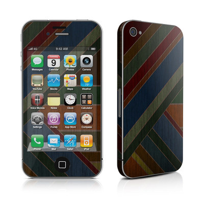 iPhone 4 Skin - Sierra