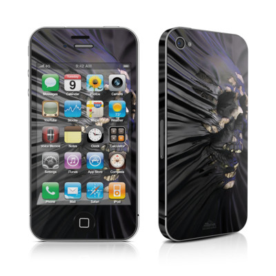 iPhone 4 Skin - Skull Breach