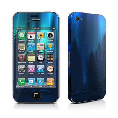 iPhone 4 Skin - Song of the Sky