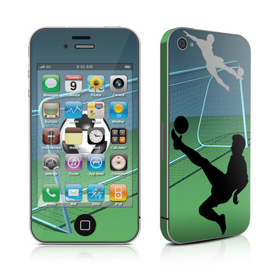 iPhone 4 Skin - Soccer Life