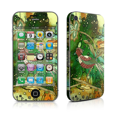 iPhone 4 Skin - Sing Me A Song