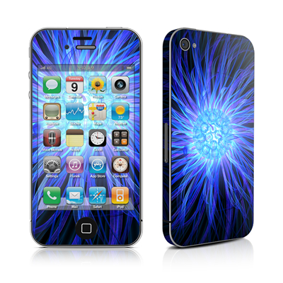 iPhone 4 Skin - Something Blue