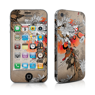 iPhone 4 Skin - Sonnet