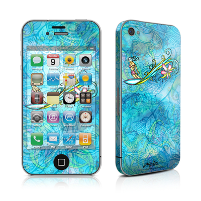 iPhone 4 Skin - Soul Flow