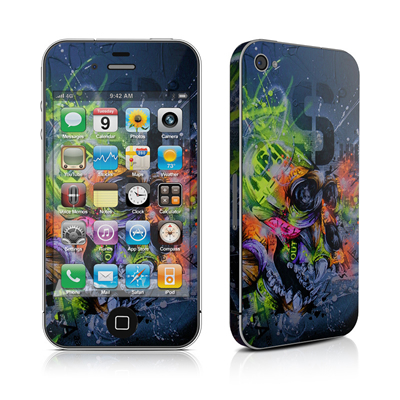 iPhone 4 Skin - Speak