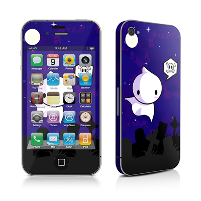 iPhone 4 Skin - Spectre