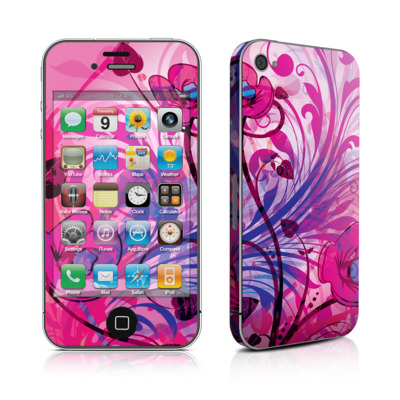 iPhone 4 Skin - Spring Breeze
