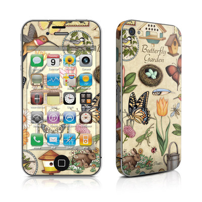 iPhone 4 Skin - Spring All