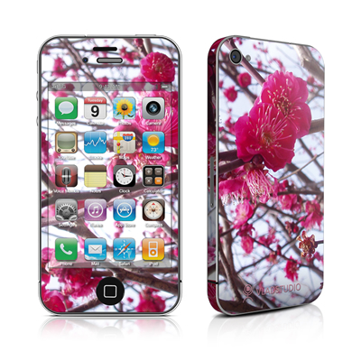 iPhone 4 Skin - Spring In Japan