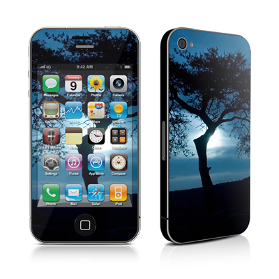 iPhone 4 Skin - Stand Alone