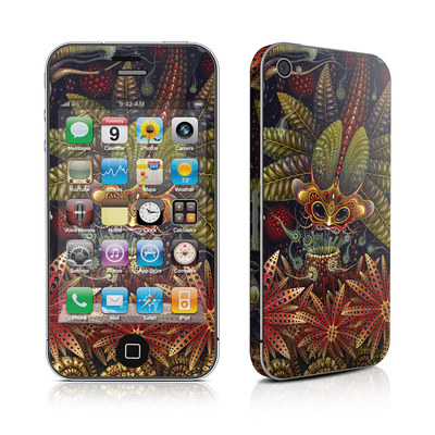 iPhone 4 Skin - Star Creatures