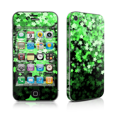 iPhone 4 Skin - Stardust Spring