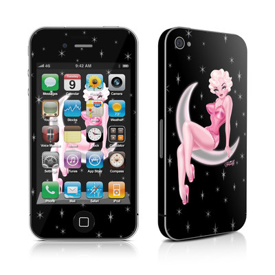 iPhone 4 Skin - Stargazer