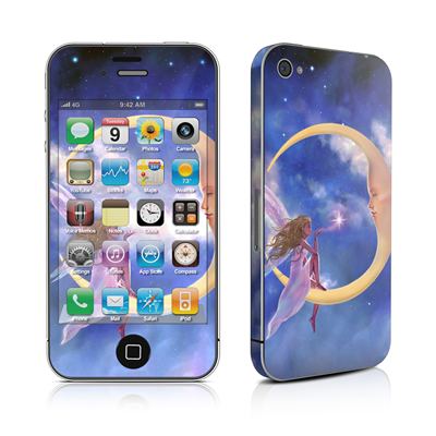 iPhone 4 Skin - Star Kiss