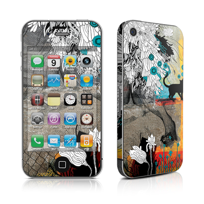 iPhone 4 Skin - Stay Awhile