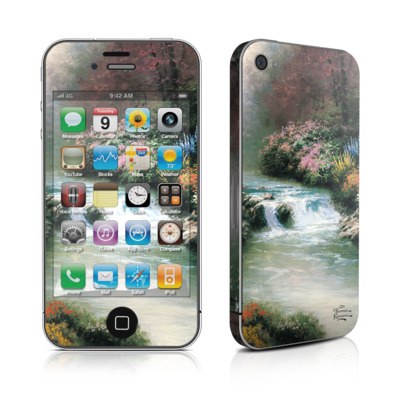 iPhone 4 Skin - Beside Still Waters
